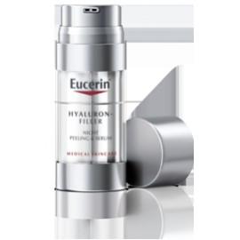 Eucerin Hyaluron Filler Noche Peeling&Serum, 30ml.
