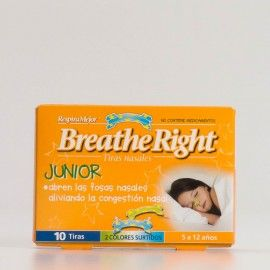 Breathe Right Júnior, 10 uds