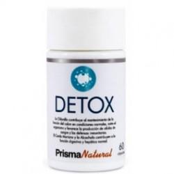 Prisma Natural Detox, 60 Caps.