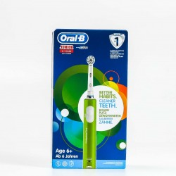 Oral-B Cepillo Electrico Junior Verde