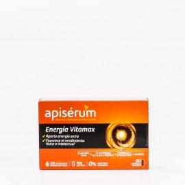 Apiserum Energía Vitamax, 30 Caps.