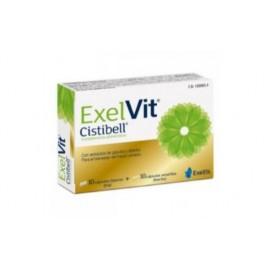 EXELVIT CISTIBELL, 20 C-PSULAS