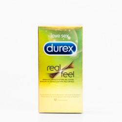 Durex Real Feel, 12ud