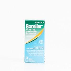 Romilar gotas orales 15mg/ml 20ml