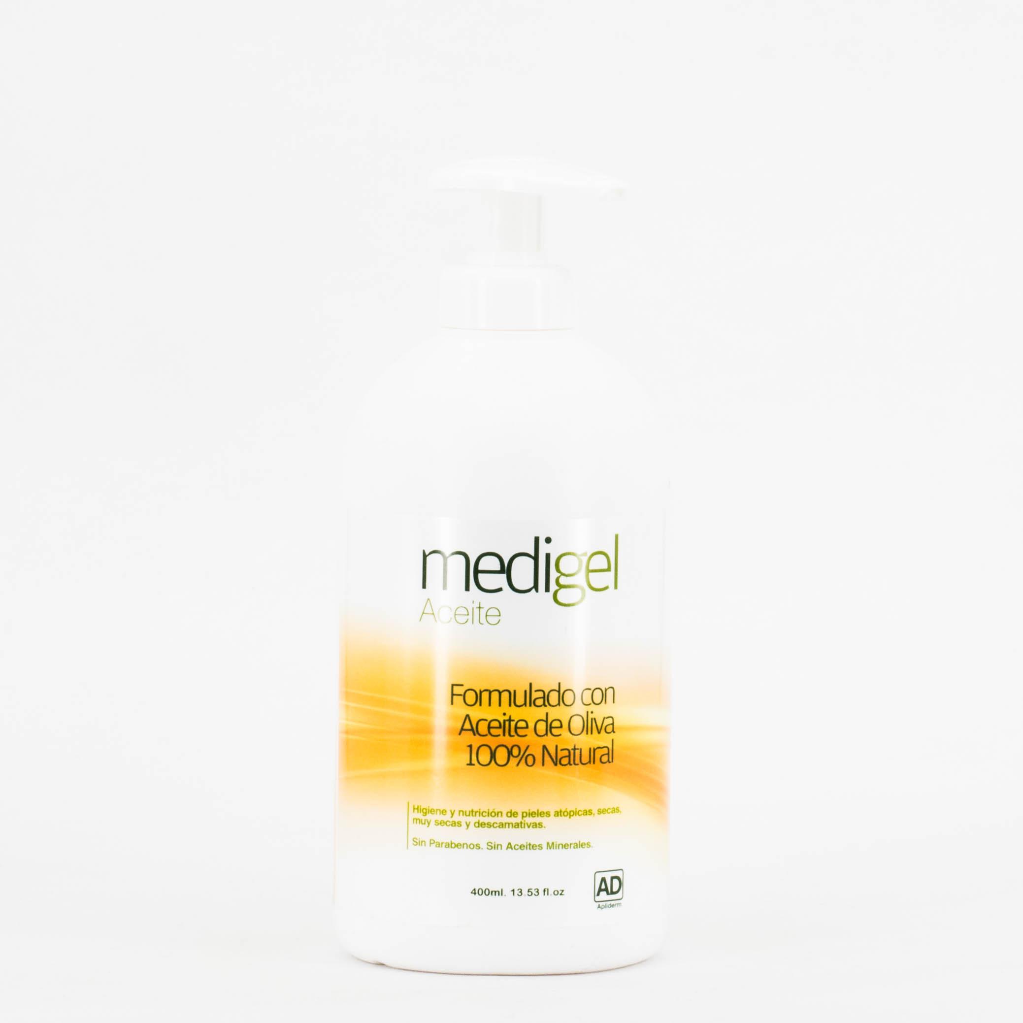 Medigel Aceite de baño y ducha 400ml