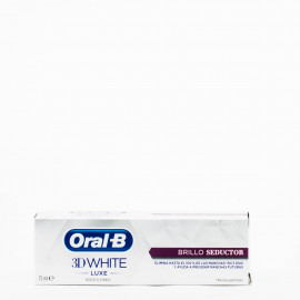 Oral B 3D White Luxe Brillo seductor, 75ml