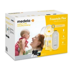 Medela Sacaleches Doble Freestyle Flex
