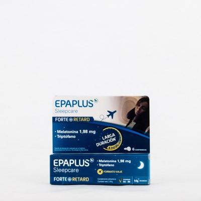 Epaplus Sleepcare Formato Viaje, 6 Comp.