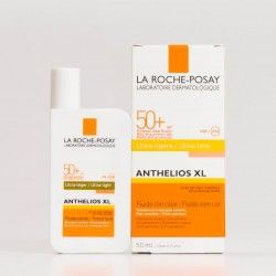 Anthelios XL Ultra-ligero Facial con Color Spf 50+