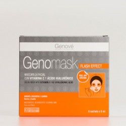 Genomask flash effect (antiguo Fluidbase) 6 unidades