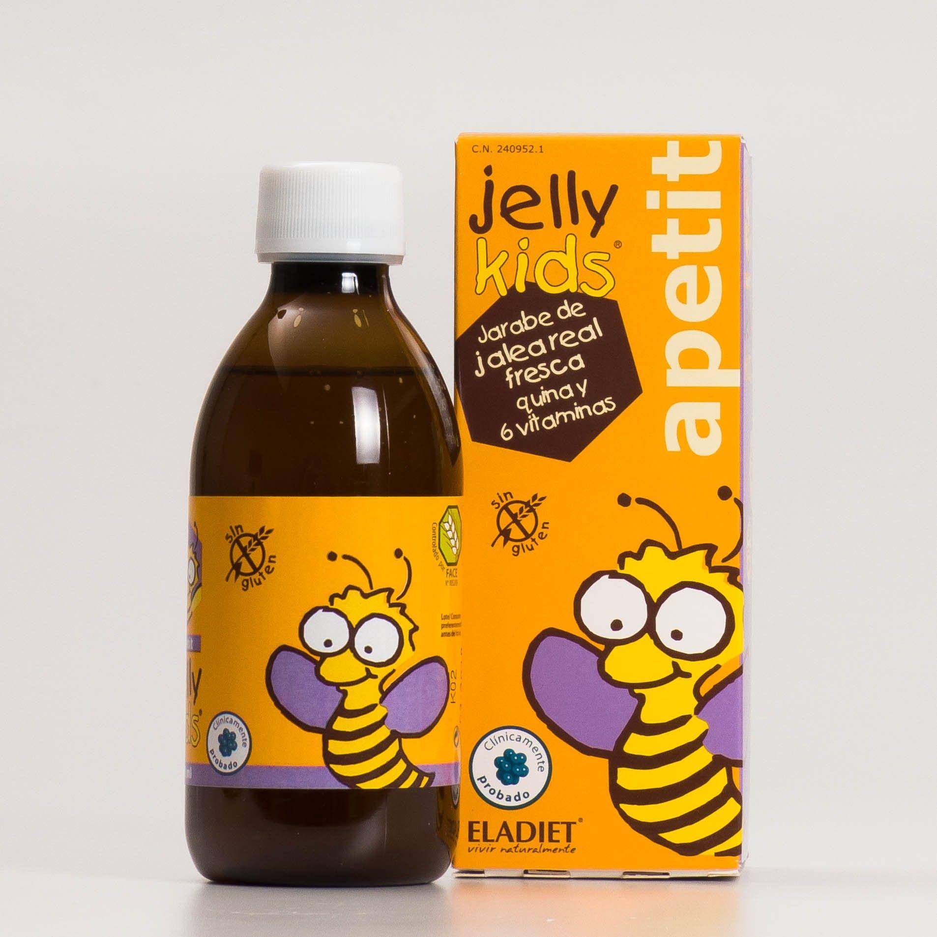 Jelly Kids Apetit. 250ml