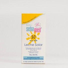 Sebamed Baby Leche solar SPF30, 20