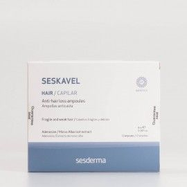 Sesderma Seskavel Ampollas Anticaída, 12x8ml