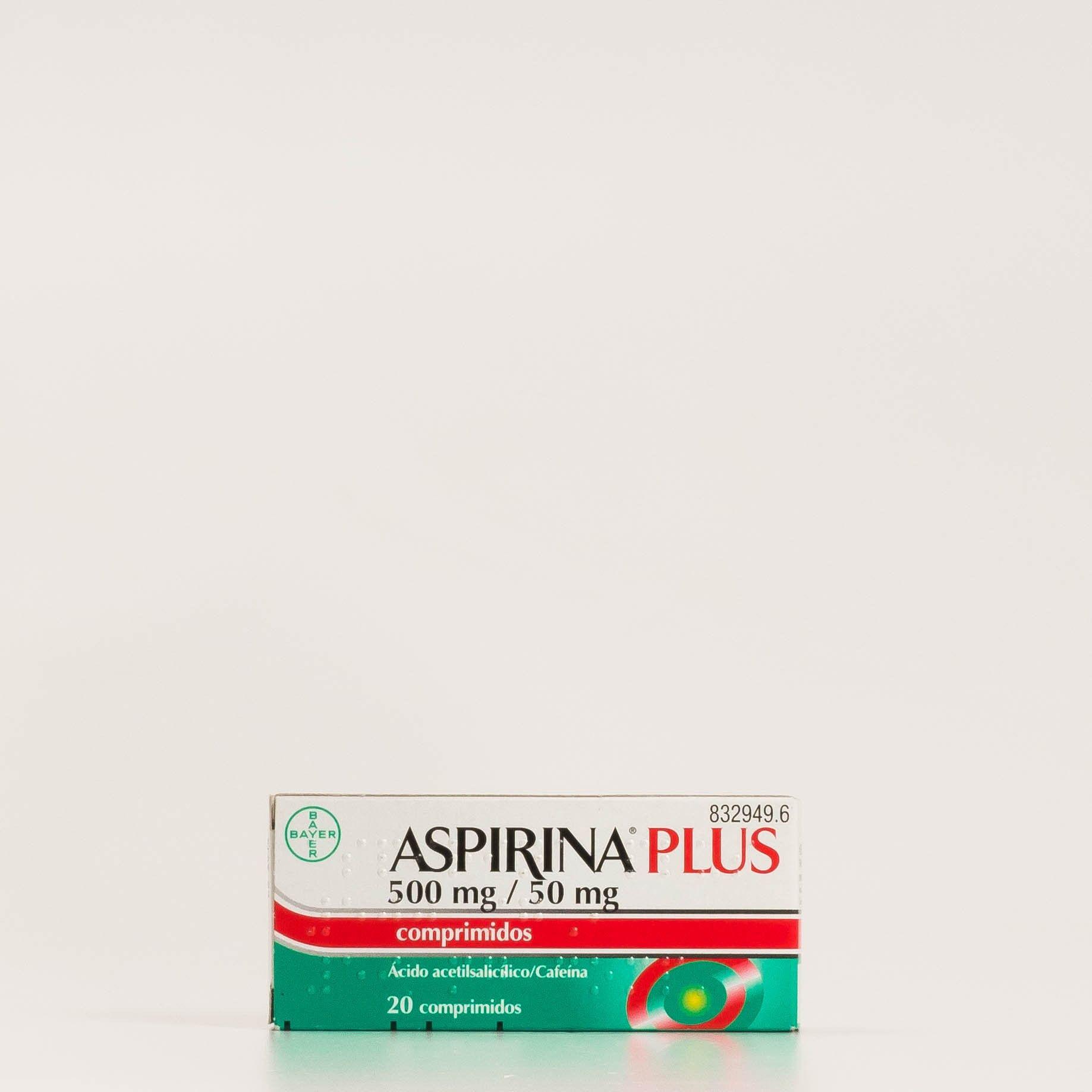 Aspirina PLUS
