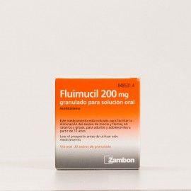 Flumil 200mg