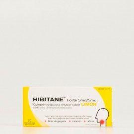 Hibitane Forte Limón
