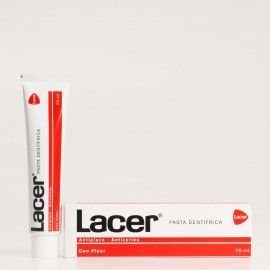 Lacer pasta dentífrica, 75ml.