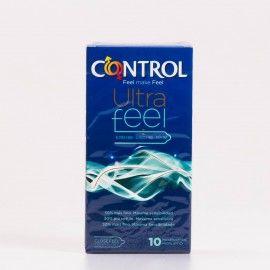 Control UltraFeel Preservativos, 10U.
