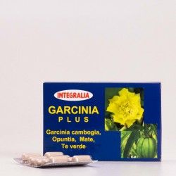 Integralia Garcinia Plus. 60 cápsulas
