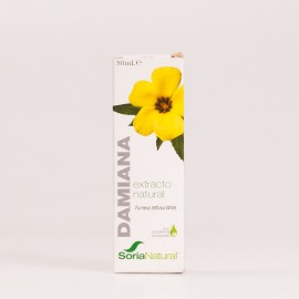 Damiana Ext. Soria Natural, 50ml.