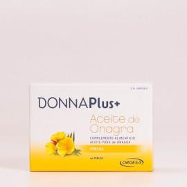 Donnaplus Aceite de Onagra, 60perlas.