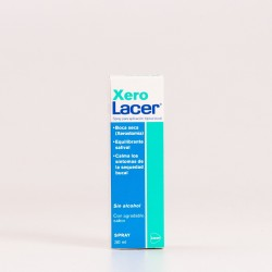 Xerolacer colutorio spray, 30ml.