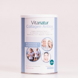 Vitanatur Collagen Antiox plus, 360g DISPLONIBLE EN DUPLO
