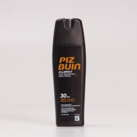 Piz Buin SPF30 Allergy Spray, 200ml.