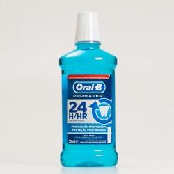Oral B Pro-Expert Enjuague Protección Profesional, 500ml.
