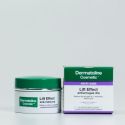 Dermatoline Lift Effect Crema Día Antiarrugas, 50ml.