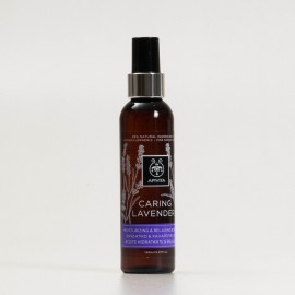 Apivita Caring Lavender Aceite Hidratante y Relajante, 150ml.