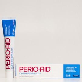 Perio Aid Gel Clorhexidina 0,12%, 75ml.