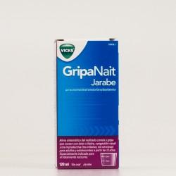 GripaNait Jarabe, 120ml