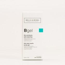 Bella Aurora Bgel exfoliante aclarante, 75ml.