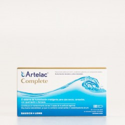 Artelac Complete Gotas Oculares, 30 Unidosis.