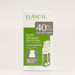 Elancyl Cellu Slim Vientre Plano DUO, 2x150ml.