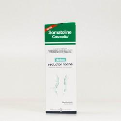Somatoline Detox Reductor Noche, 400ml.