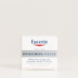 Eucerin Hyaluron Filler Día Piel seca, 50ml