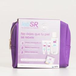 LetiSR Starter Kit Para Piel Sensible con Rojeces.