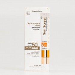 Frezyderm Velvet Sunscreen Cuerpo SPF50+