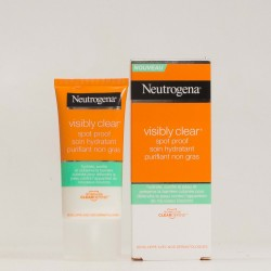 Neutrogena Visibly Clear Crema Hidratante, 50ml.