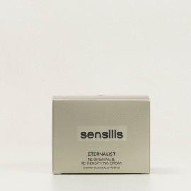 Sensilis Eternalist Crema nutritiva redensificante, 50ml.