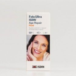 Fotoultra Isdin Age Repair Fusion Fluid SPF50+, 50ml