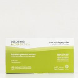 Sesderma Factor G Renew Bioestimulantes, 7 Ampollas.