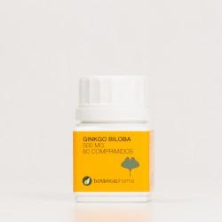 Ginkgo biloba botánica pharma 500mg 60 comprimidos