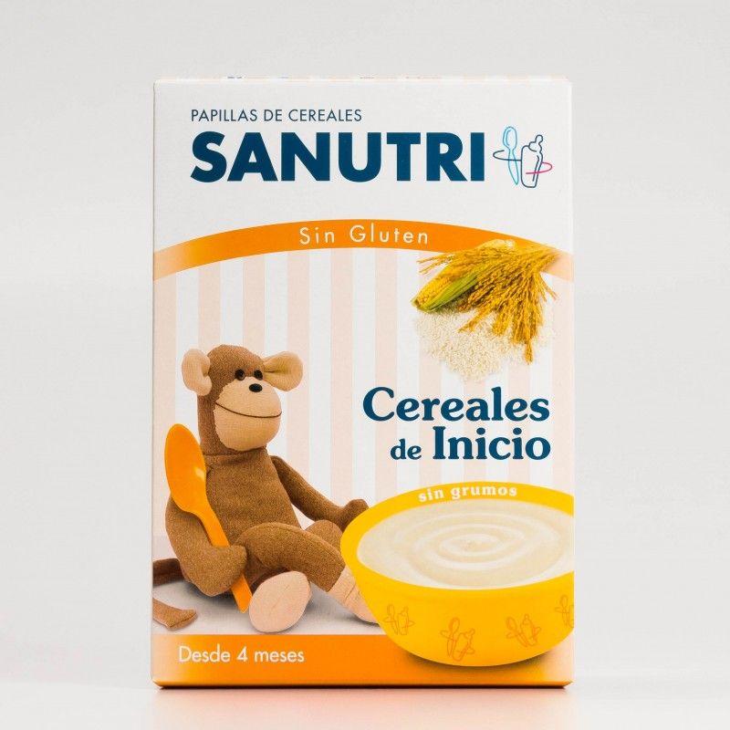 Sanutri cereales sin gluten 4 meses - Cereales sin gluten bebe 3 meses ...
