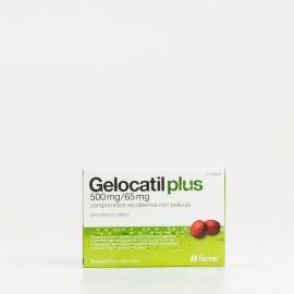 Gelocatil Plus, 20 Comp.
