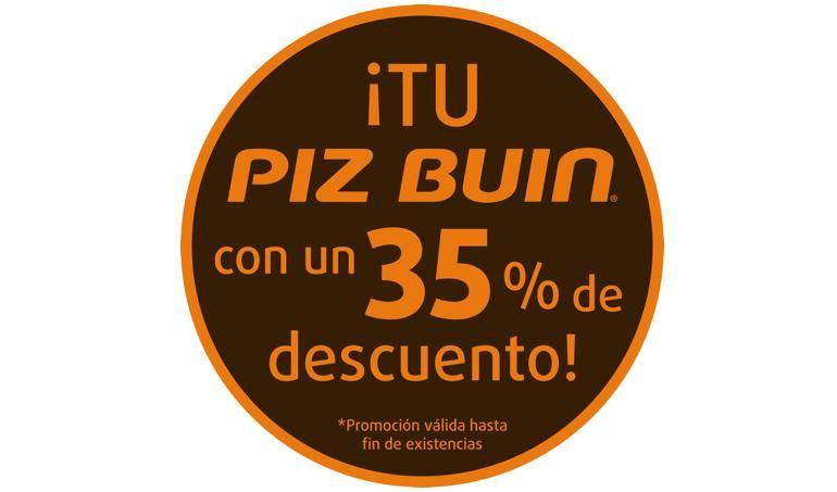 PizzBuin descuento directo