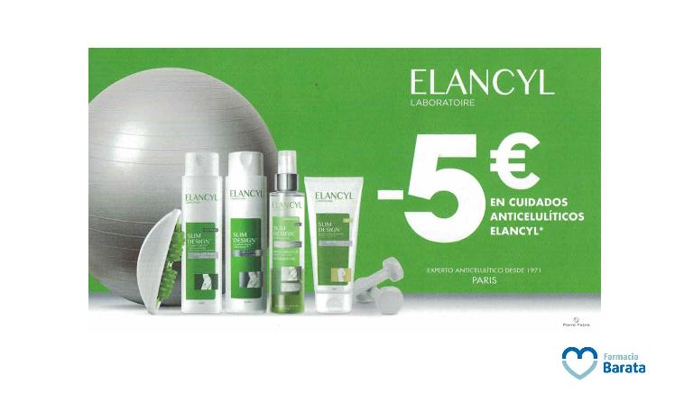 Promo Elancyl Anticelulitico